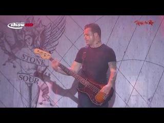 Stone Sour Live Rock In Rio - Rio de Janeiro (Brazil) (24-09-2011)